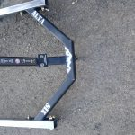 bike rack, rack stand, bicycle, vertical hitch rack, life rack, garage stand, storage, recon, north shore, thule, yakima