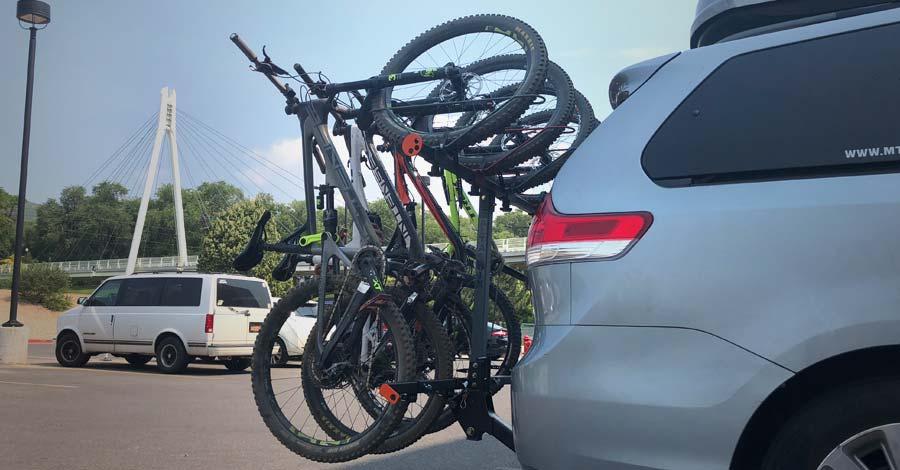 Hitch Bike Rack Reviews >> Alta Six Pack