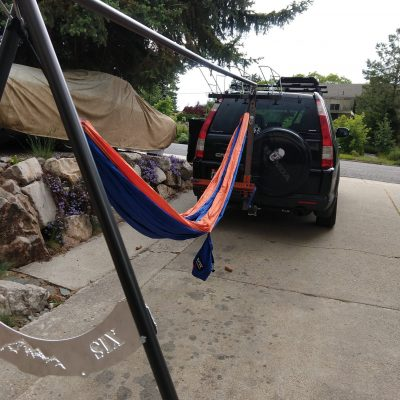 altaracks, altasix, hammock, stand, freestanding, bike rack, bike,bicycle, camping, camping with rack, outdoor, life, family, gpr, engineering, recon,northshore,thule,yakima,saris,rhino,jeep,van,truck,minivan,car,hitchrack,fivebikes,sixbikes,fourbikes,rugged,militarygrade,